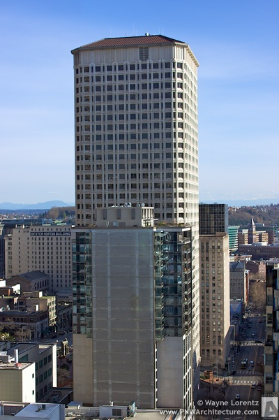 The Henry M. Jackson Federal Building in Seattle, Washington