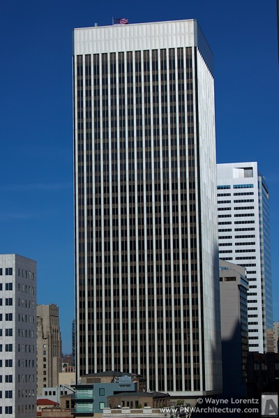 Rainier Tower in Seattle, Washington