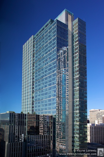 The Russell Investments Center in Seattle, Washington