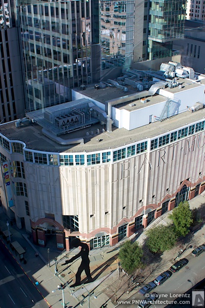 Photograph of The Seattle Art Museum