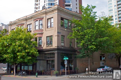 2600 First Avenue in Seattle, Washington
