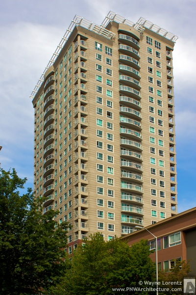 Arbor Place Tower in Seattle, Washington