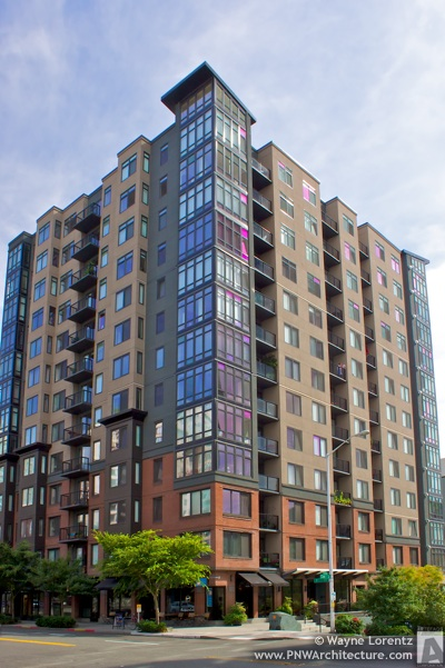 Avenue One in Seattle, Washington