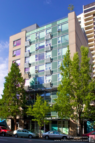 Belltown Senior Apartments in Seattle, Washington