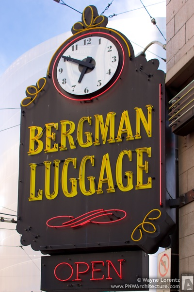 Bergman Luggage in Seattle, Washington