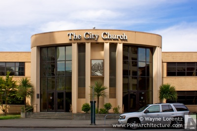 City Church Belltown Campus in Seattle, Washington