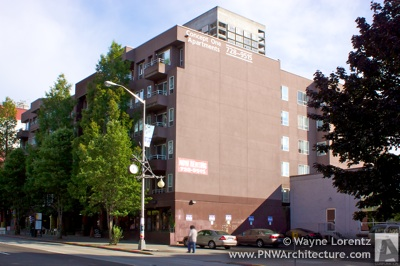 Concept One Apartments in Seattle, Washington