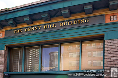 Photograph of The Denny Hill Building