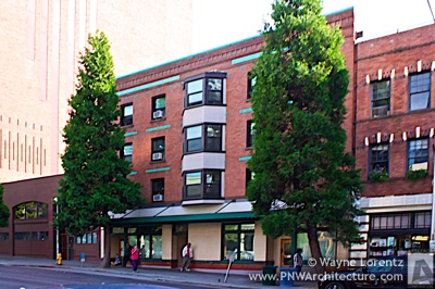 The El Rey Apartments in Seattle, Washington