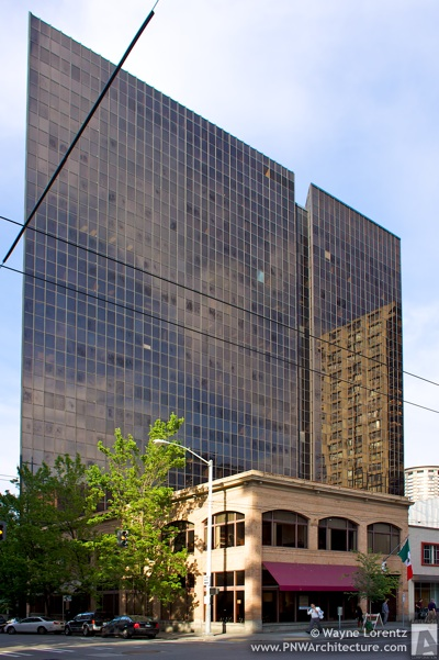 Fourth and Blanchard Building in Seattle, Washington