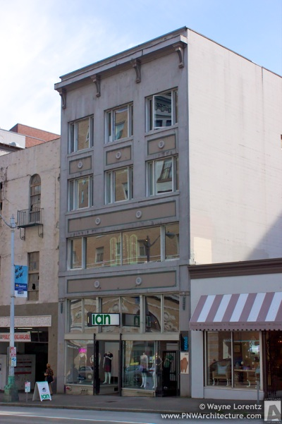 The Hansen Brothers Building in Seattle, Washington