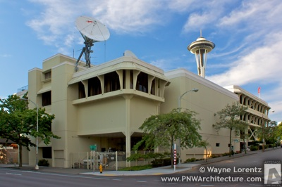 KIRO-TV Studios in Seattle, Washington