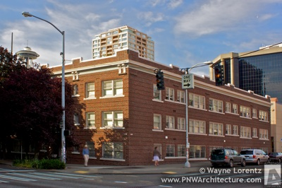 The Lexington-Concord Apartments in Seattle, Washington