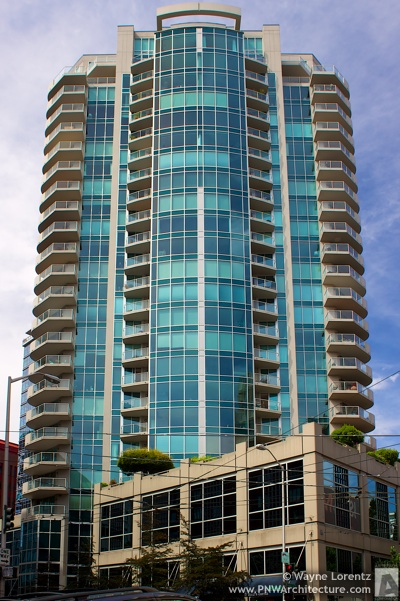 One Pacific Tower in Seattle, Washington