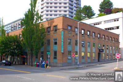 Seattle Labor Temple in Seattle, Washington