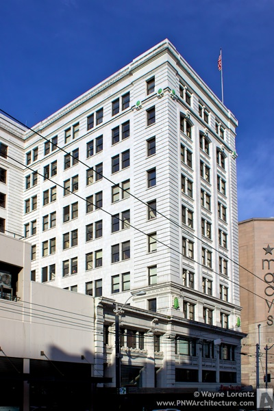 Securities Building in Seattle, Washington