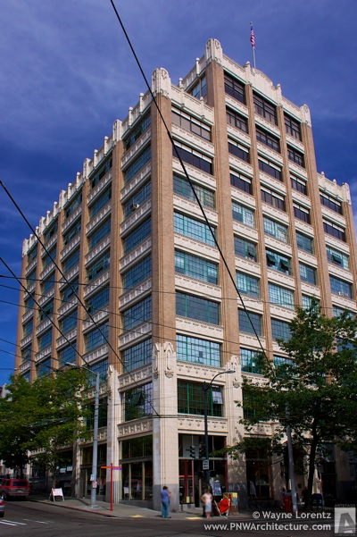 Terminal Sales Building in Seattle, Washington
