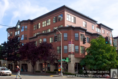The Cedars Apartments in Seattle, Washington