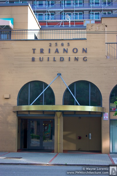 The Trianon Building in Seattle, Washington
