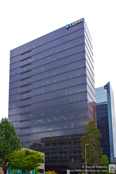 Photograph of The Expedia Tower