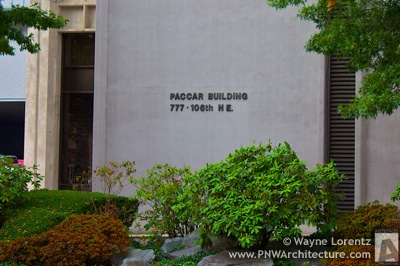 Photo of The Paccar Building