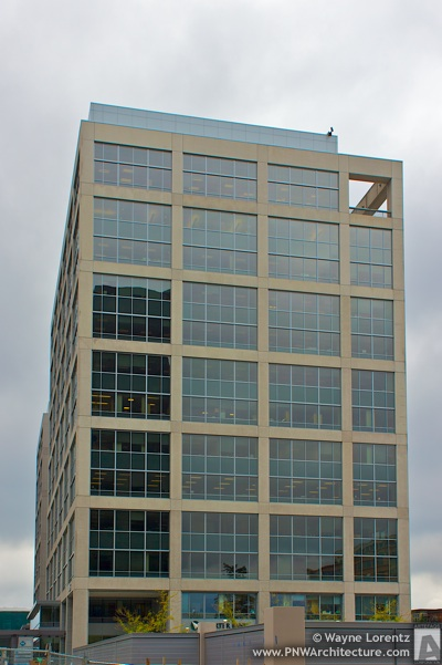 Photograph of Puget Sound Energy Building