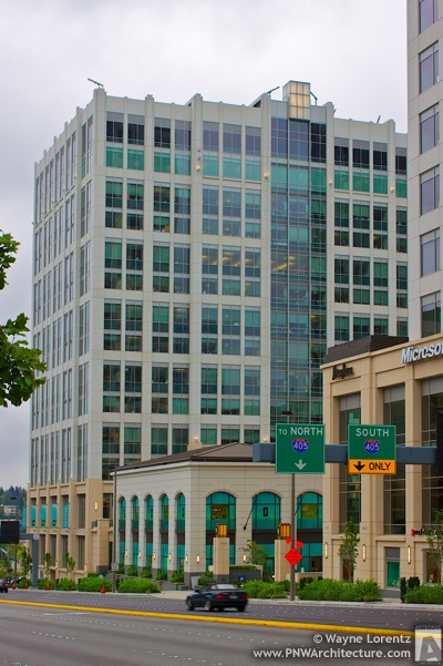 Photograph of The Bravern Office Commons Tower One