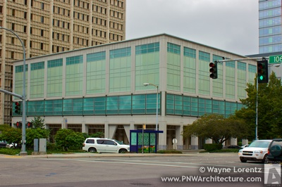 Photo of Bank of America Bellevue Banking Center