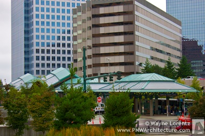 Photo of Sound Transit Bellevue Transit Center