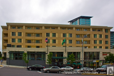 Courtyard Seattle Bellevue Downtown in Bellevue, Washington