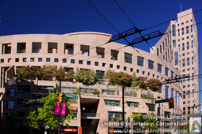 Photo of Vancouver Public Library